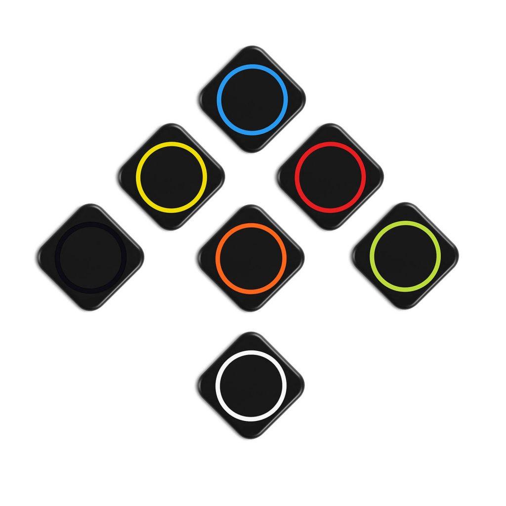 AMZOC Fast Charge Qi Wireless Charging Pad AZCP-F001